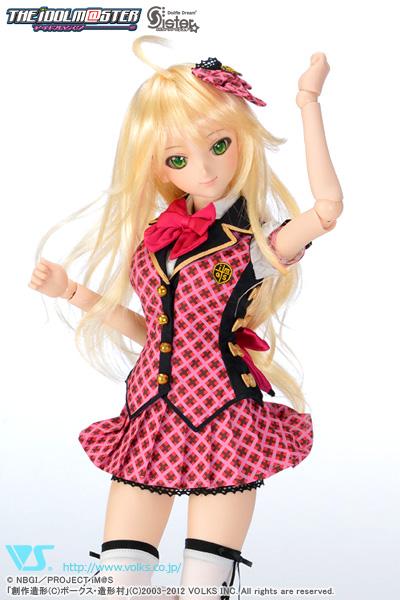 HTD 仙台 Idolmaster dress set - IDOL@SCHOOL